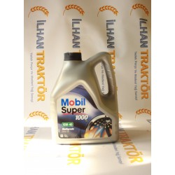 Mobil Super1000 Multigrade 15w40 - 4 Lt