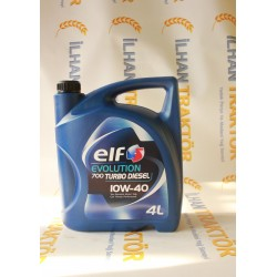 Elf Evolution Turbo Diesel 10w40 - 4 Lt